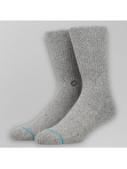 Stance Socks Icon grey