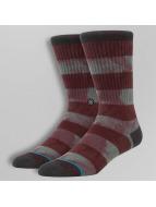 Stance Socks Blue Wells red