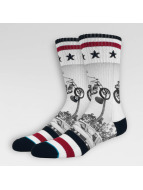 Stance Socks Dare Devil white