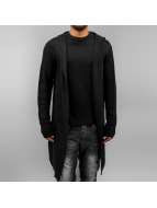 Stitch & Soul Cardigan Long noir