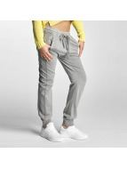 Stitch & Soul joggingbroek Ayda grijs