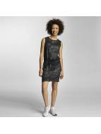 Stitch & Soul jurk Tinka grijs