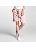 Stitch & Soul Shorts Sweat rosa chiaro