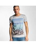Stitch & Soul T-shirt Ibiza grå