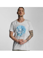 Stitch & Soul T-Shirt Summer grau