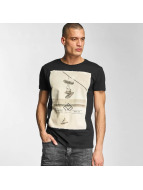 Stitch & Soul T-Shirt Hang Around schwarz