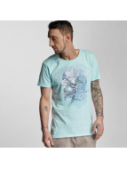 Stitch & Soul T-Shirt Summer türkis