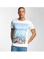 Stitch & Soul t-shirt Ibiza wit