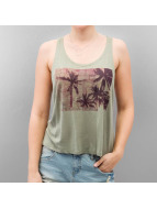 Stitch & Soul Tank Tops Sun Of A Beach yeşil