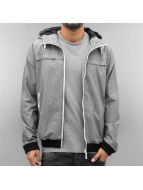 Sublevel Демисезонная куртка Haka серый
