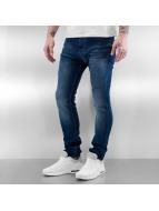 Sublevel Облегающие джинсы Wash синий