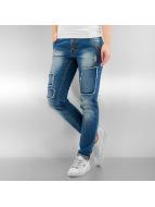 Sublevel Облегающие джинсы Daisy синий