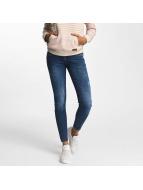 Sublevel Облегающие джинсы Palila Super Stretch синий