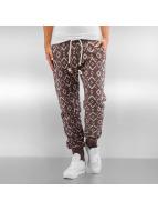 Sublevel Спортивные брюки Square коричневый