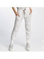 Sublevel Спортивные брюки Allover Print серый