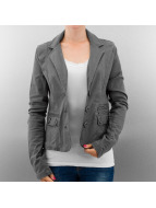 Sublevel Blazer Stretch grau