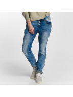 Sublevel Boyfriend Jeans Jogg blue
