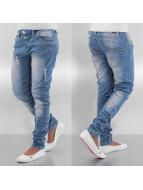 Sublevel Boyfriend Jeans Used modrý