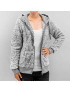 Sublevel Cardigan Fleece gris
