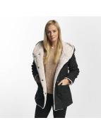 Sublevel Frakker Hooded Coat grå