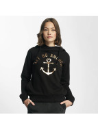 Sublevel Hoody Anchor schwarz