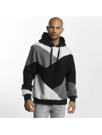 Sublevel Hoody Colour Block zwart