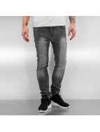 Sublevel Jean coupe droite Straight Fit gris