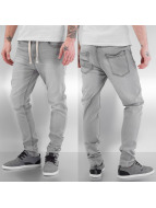 Sublevel joggingbroek  grijs