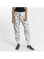 Sublevel Jogginghose Allover Print grau