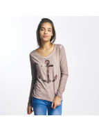 Sublevel Longsleeve Anchor rosa
