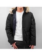 Sublevel Manteau hiver Cool noir
