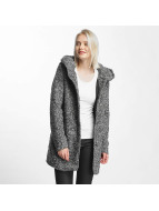 Sublevel Mantel Hooded grau
