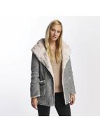 Sublevel Parka Hooded Coat grijs