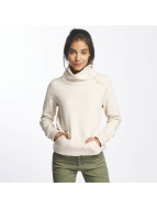 Sublevel Pullover High Neck beige