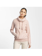 Sublevel Pullover High Neck Sweater rose