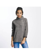 Sublevel Pullover High Neck schwarz