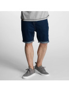 Sublevel Shorts Haka Five Pocket Denim blå