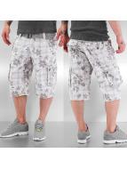 Sublevel Shorts Cargo blanc