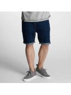 Sublevel Shorts Haka Five Pocket Denim blu