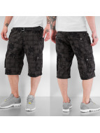 Sublevel shorts Cargo grijs
