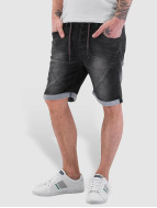 Sublevel Shorts Sweat schwarz