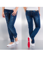 Sublevel Skinny Jeans Lucy blau