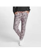 Sublevel Spodnie do joggingu Allover Printed rózowy