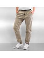 Sublevel Spodnie wizytowe Basic bezowy