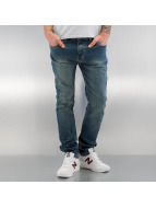 Sublevel Straight fit jeans X-Tra blauw