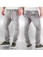 Sublevel Straight fit jeans Time grijs