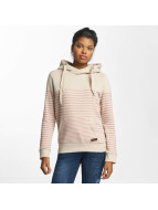 Sublevel Sweat à capuche Kapua beige