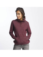 Sublevel Sweat & Pull High Neck pourpre