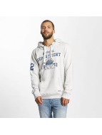 Sublevel Sweat capuche Printed gris