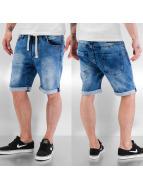 Sublevel Szorty Jogg Denim Jeans niebieski